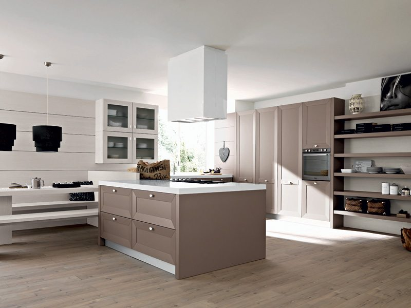 Transitional Kitchen | Cesar NYC