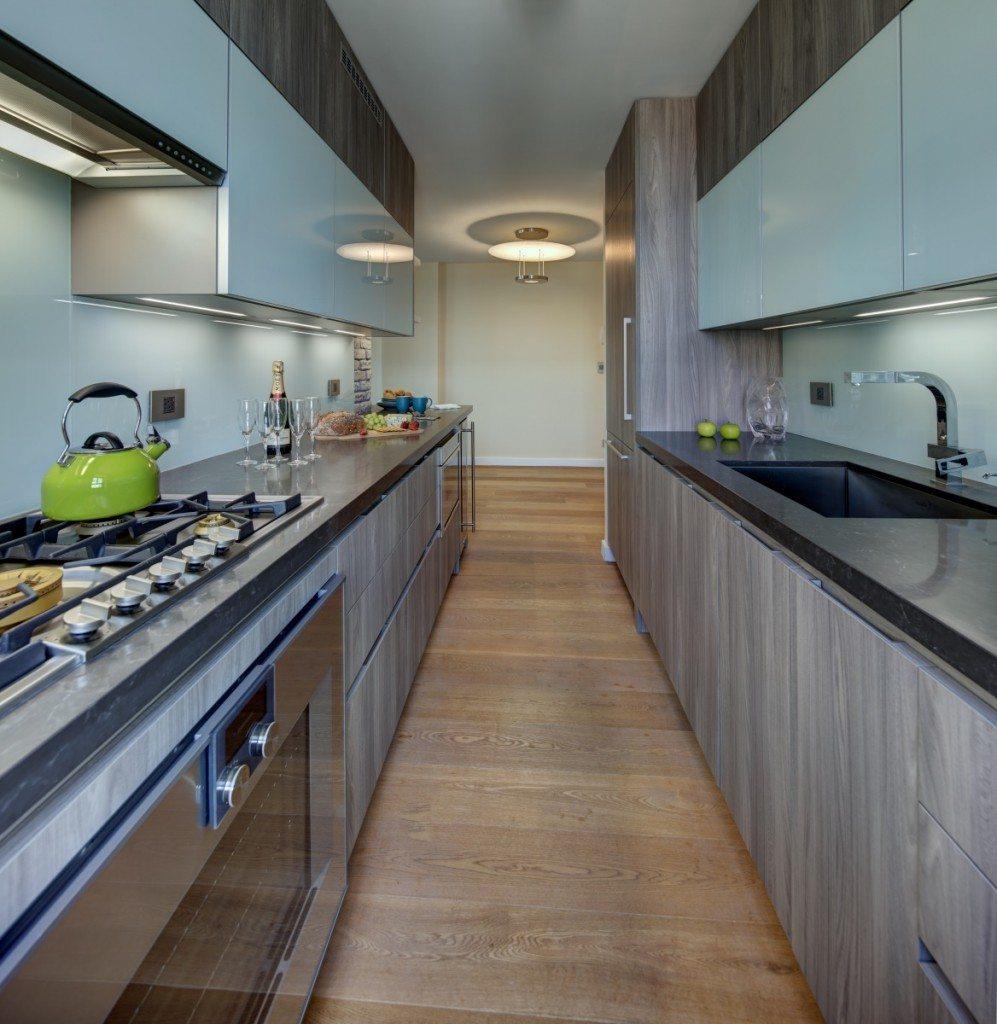 custom galley kitchen nj